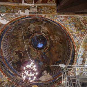 Restauración de pintura mural (empresa privada)