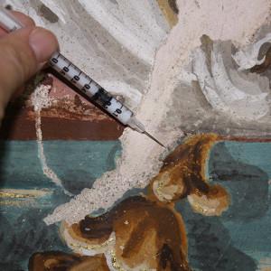Consolidación de estrato mural (empresa privada)