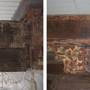 Restauración de artesonados (empresa privada)