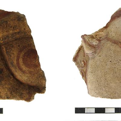 Restauración de cerámica. Época etrusca. Italia (Institución pública/Univesridad pública)