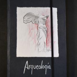 """Libreta """"Arqueología"""""""