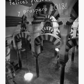 Felices fiestas cargadas de amor a nuestro Patrimonio